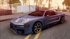 BlueRay Dodge Infernus para GTA San Andreas