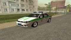 Fiat Albea FSIN para GTA San Andreas