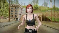 Mass Effect 3 Female SHepard para GTA San Andreas