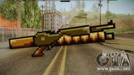 Metal Slug Weapon 9 para GTA San Andreas