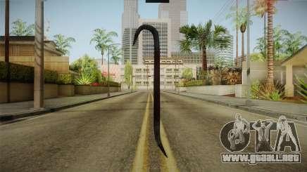 Silent Hill Downpour - Crowbar SH DP para GTA San Andreas