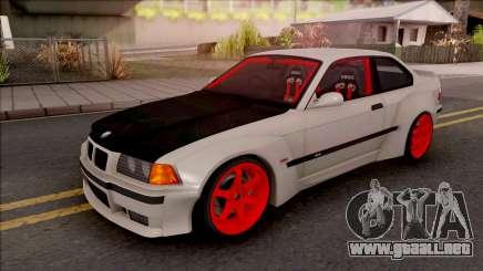 BMW M3 E36 Drift Rocket Bunny v2 para GTA San Andreas