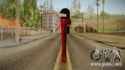 Silent Hill Downpour - Wrench SH DP para GTA San Andreas
