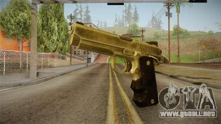 Silent Hill Downpour - Golden Gun SH DP para GTA San Andreas