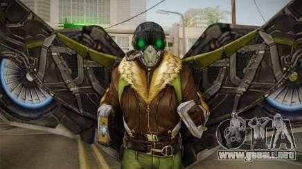 Marvel Future Fight - Vulture (Homecoming) v2 para GTA San Andreas