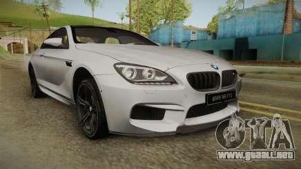 BMW M6 Coupe (F13) para GTA San Andreas