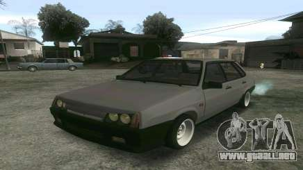 VAZ 21099 Agresivo para GTA San Andreas