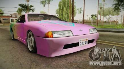 New Elegy Paintjob v2 para GTA San Andreas