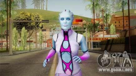 Mass Effect 3 Shaira Dress para GTA San Andreas