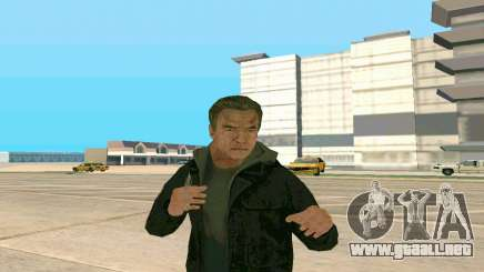 Arnold Schwarzenegger Terminator Genisys para GTA San Andreas