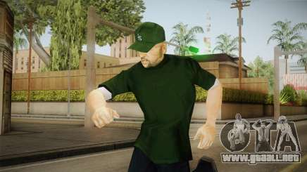 New Sweet para GTA San Andreas