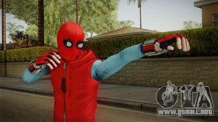Marvel Heroes Omega - Homemade Suit v1 para GTA San Andreas