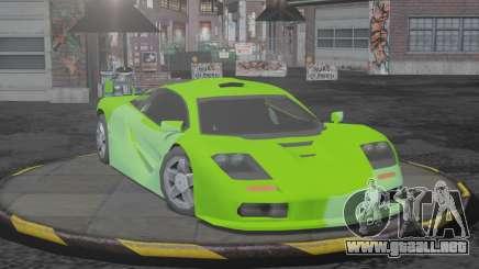 Progen T10 para GTA San Andreas