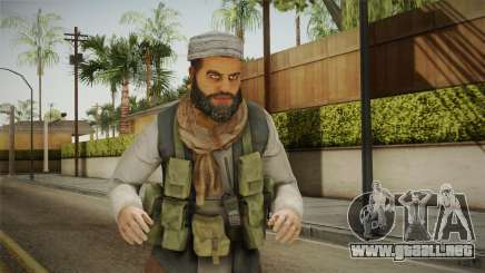 Medal Of Honor 2010 Taliban Skin v7 para GTA San Andreas