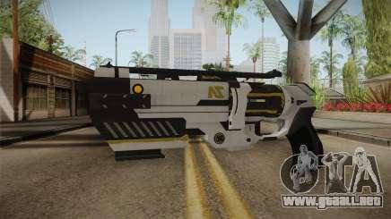 Planetside 2 - NS-44 Commissioner v2 para GTA San Andreas