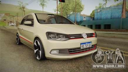 Volkswagen Golf VII GTI para GTA San Andreas