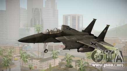 F-15 Eagle Luftwaffe 1945 para GTA San Andreas