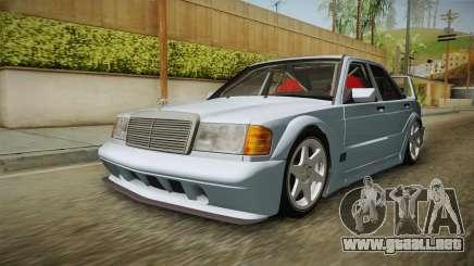 Mercedes-Benz W201 190E para GTA San Andreas