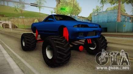 Nissan Skyline R32 Pickup Monster Truck para GTA San Andreas