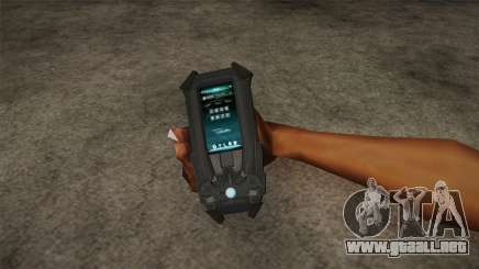 Batman: Arkham Knight - BatPhone para GTA San Andreas