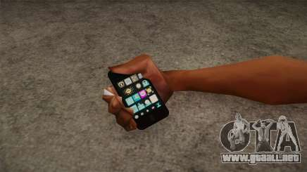 Watch Dogs SmartPhone para GTA San Andreas