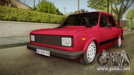 Zastava-Fiat 128 para GTA San Andreas