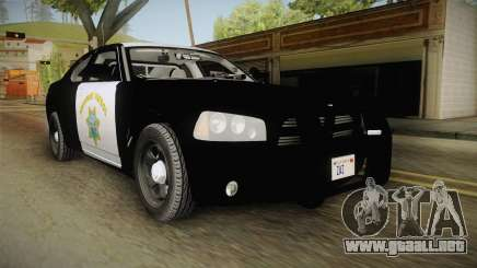 Dodge Charger CHP 2010 para GTA San Andreas