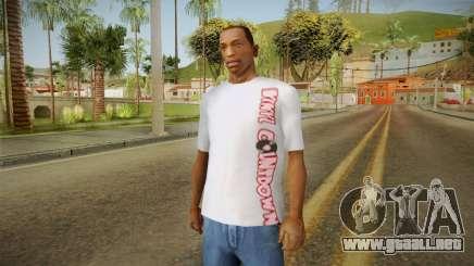 GTA 5 Special T-Shirt v20 para GTA San Andreas