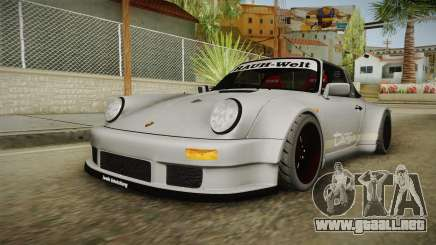Porsche 911 RWB Terror 1982 para GTA San Andreas