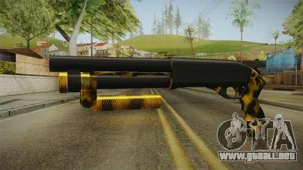 Leopard Shotgun para GTA San Andreas