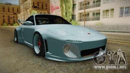 Porsche 997 Old & New 2008 para GTA San Andreas