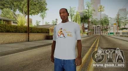 GTA 5 Special T-Shirt v14 para GTA San Andreas