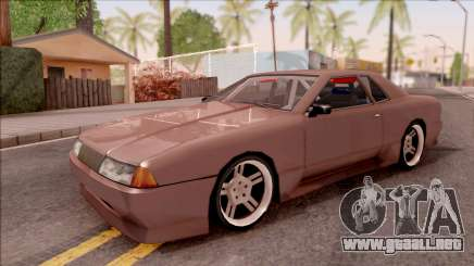 New Elegy v2 para GTA San Andreas