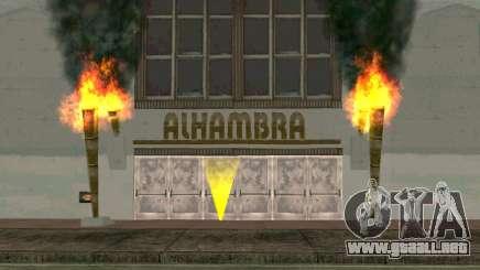 Conseguir el dinero y se guardan en un club nocturno para GTA San Andreas