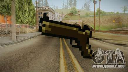 Metal Slug Weapon 10 para GTA San Andreas