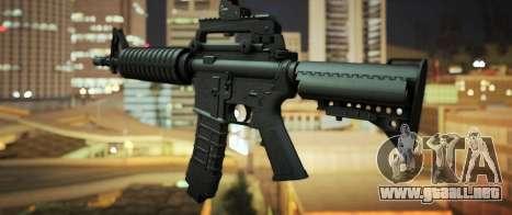 Black Edition Weapon Pack para GTA San Andreas sucesivamente de pantalla
