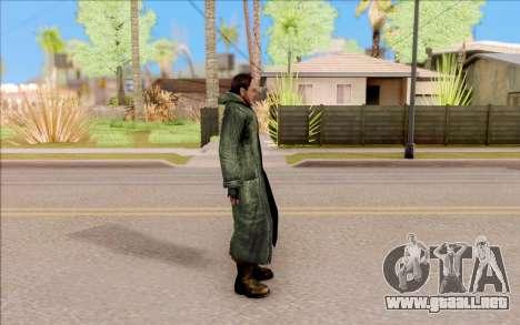El macho de S. T. A. L. K. E. R. para GTA San Andreas tercera pantalla