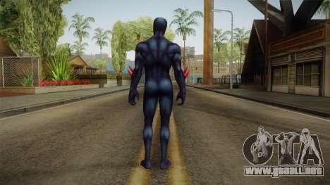 Marvel Future Fight - Spider-Man 2099 v2 para GTA San Andreas tercera pantalla