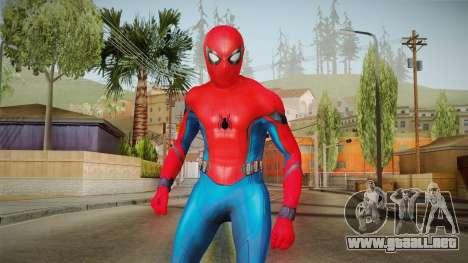 Spider-Man Homecoming - Spider-Man para GTA San Andreas