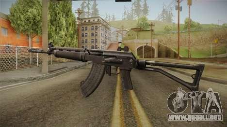 Sako 95 Assault Rifle para GTA San Andreas segunda pantalla
