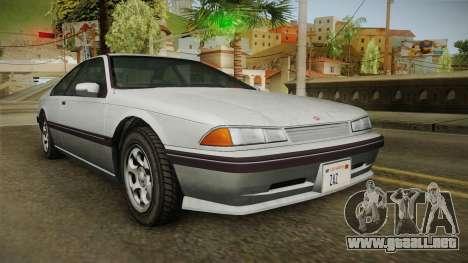 GTA 4 - Vapid Fortune para GTA San Andreas