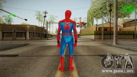 Spider-Man Homecoming - Spider-Man para GTA San Andreas tercera pantalla
