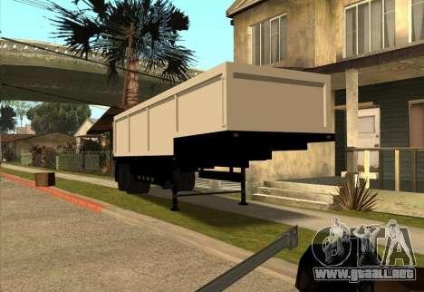 Realistic Arctic2 Trailer para la visión correcta GTA San Andreas