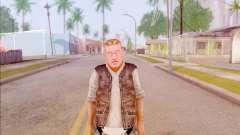 Sapo de S. T. A. L. K. E. R. para GTA San Andreas
