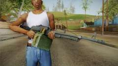 Battlefield 4 - PKP Light Machine Gun para GTA San Andreas