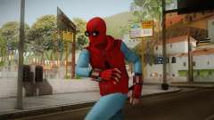 Spiderman Homecoming Skin v2 para GTA San Andreas