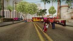 SFPH Playpark - Chocolate AN94 para GTA San Andreas