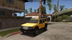 2002 Landstalker para GTA San Andreas
