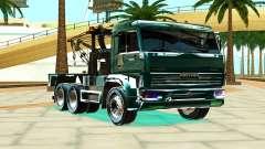 KamAZ 6520 V8 TURBO de camiones de Remolque para GTA San Andreas