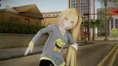 Hoodie Neru Akita Skin para GTA San Andreas